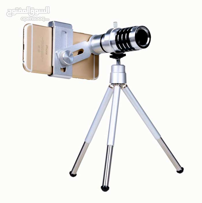 Camera Lens 12X Telescope Zoom Telephoto Lens + Mount Tripod