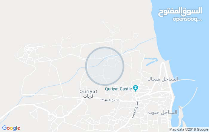 excellent finishing palace for sale in Muscat city - Quriyat