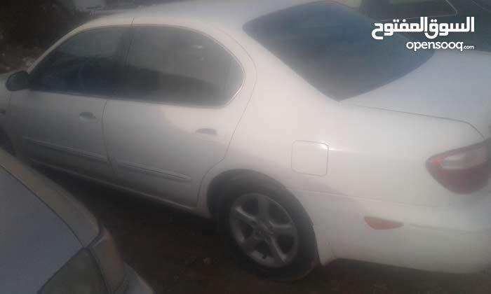 Nissan Maxima 2004 For sale - White color