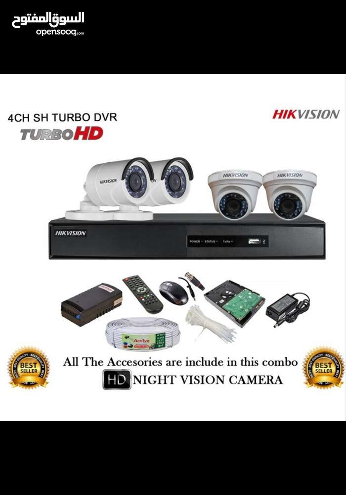 كاميرات مراقبة العرض الأقوىhikvision