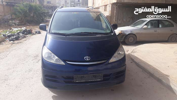 Automatic Toyota 2002 for sale - Used - Benghazi city