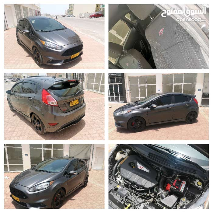 Ford Fiesta car for sale 2016 in Muscat city