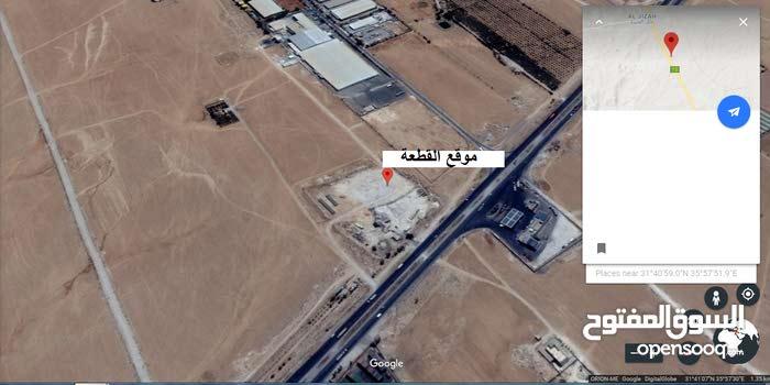 أرض مميزة للبيع في الموارس (جنوب عمان ) 1061