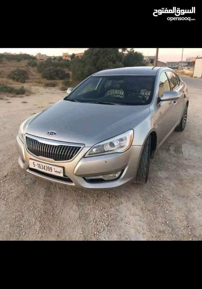 Used Kia Cadenza in Tripoli