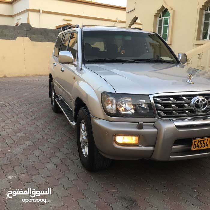 Automatic Toyota 2001 for sale - Used - Muscat city