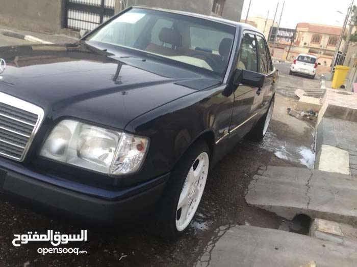 Used 1990 E 300 in Basra