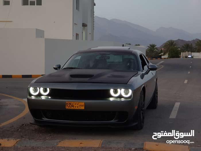 Grey Dodge Challenger 2012 for sale