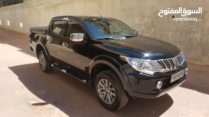 Black Mitsubishi L200 2016 for sale