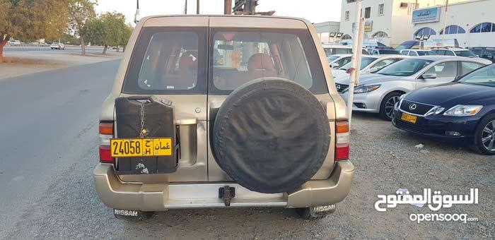 Manual Nissan 1999 for sale - Used - Barka city