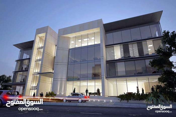 4th Circle Clinics & Offices for SALE/RENT مجمع النايف مكاتب وعيادات للبيع / عدد محدود للايجار