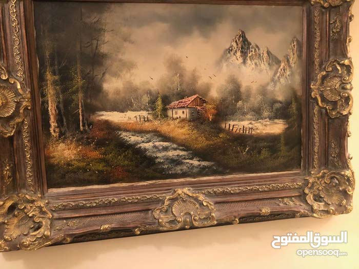 Used Paintings - Frames available for sale in Al Riyadh