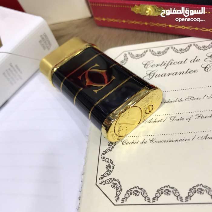 البيع ولاعات سجائر ماركة كارتير درجة أولي طبق الأصل AAA