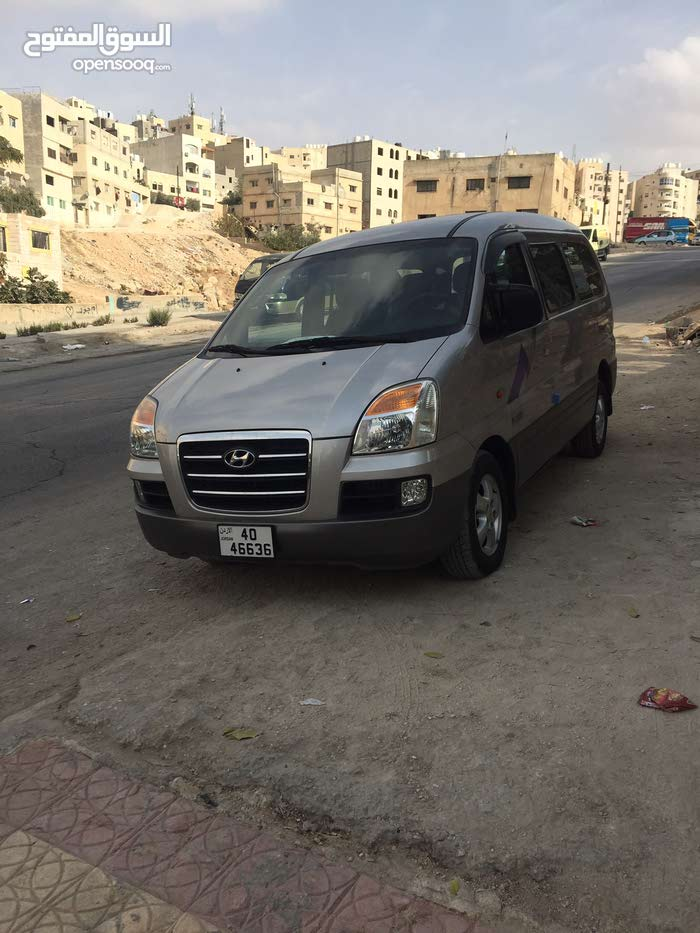 2006 Used H-1 Starex with Manual transmission is available for sale