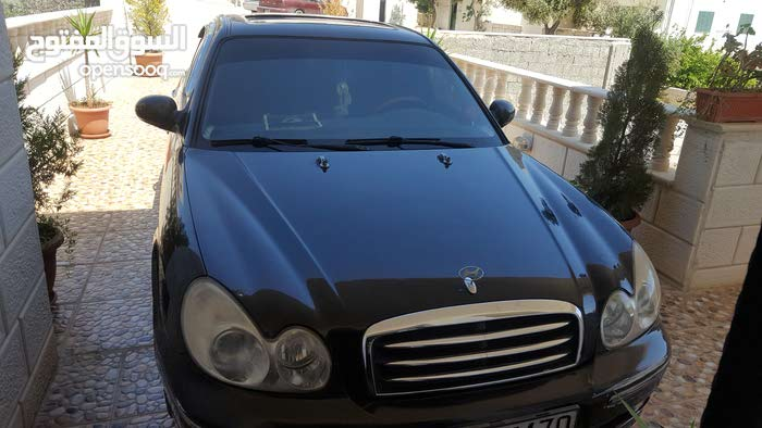 Automatic Hyundai 2004 for sale - Used - Irbid city