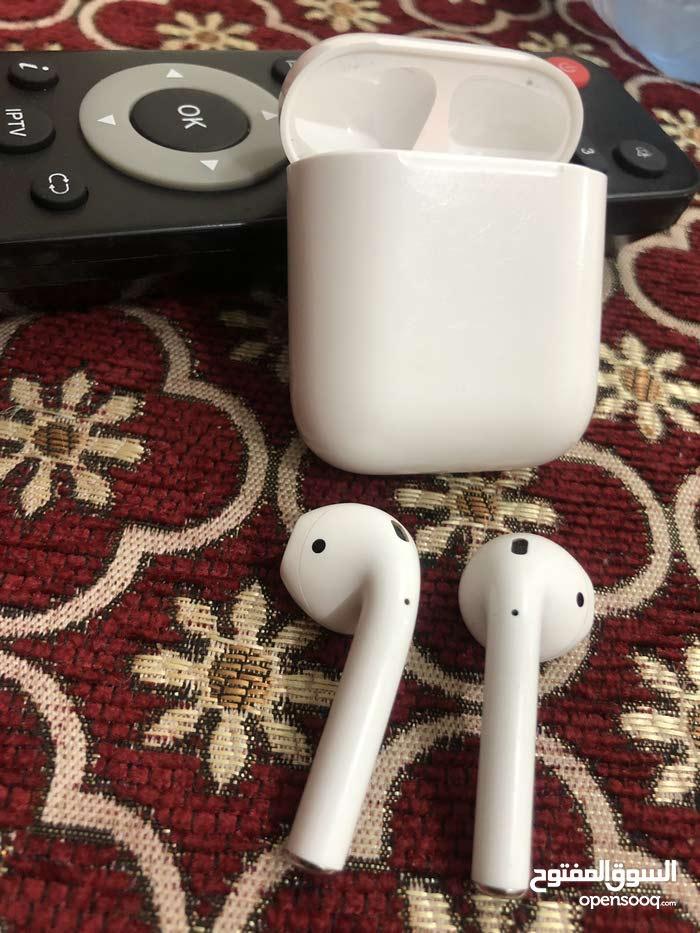 سماعه Apple Airpotds الاصدار الاول