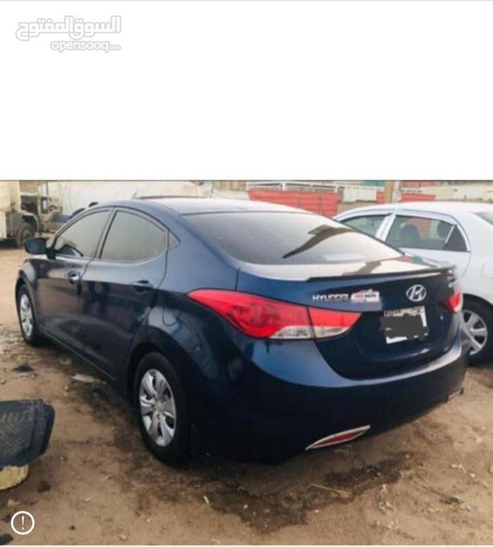 سيارة النترا 2014 فل اوبشن للايجار الشهري