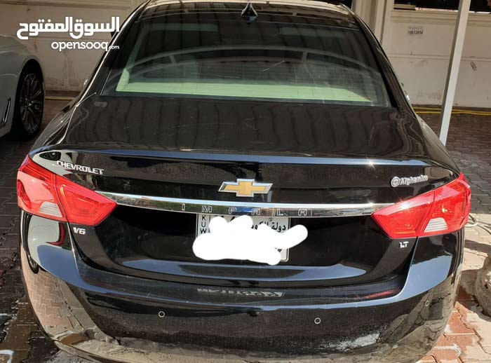 Used condition Chevrolet Impala 2015 with 50,000 - 59,999 km mileage