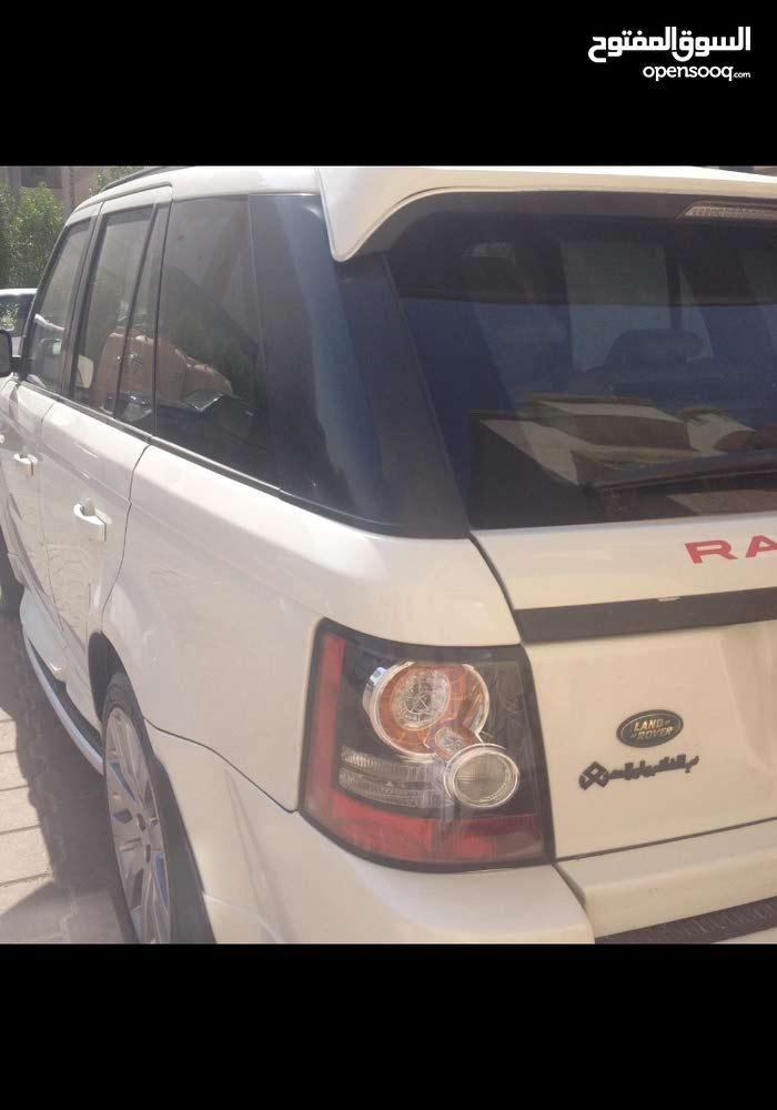 For sale 2006 White Range Rover Sport