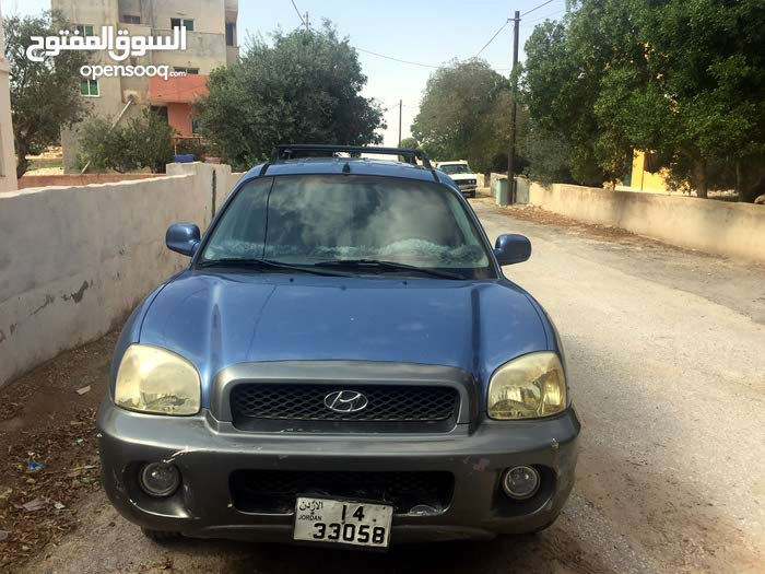 Available for sale!  km mileage Hyundai Santa Fe 2002
