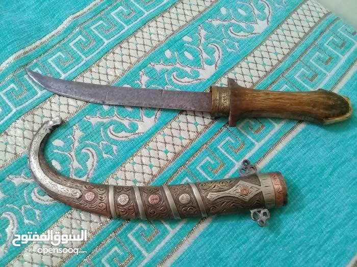 خنجر قديم جدا راٸع تحفة  ناذرة
