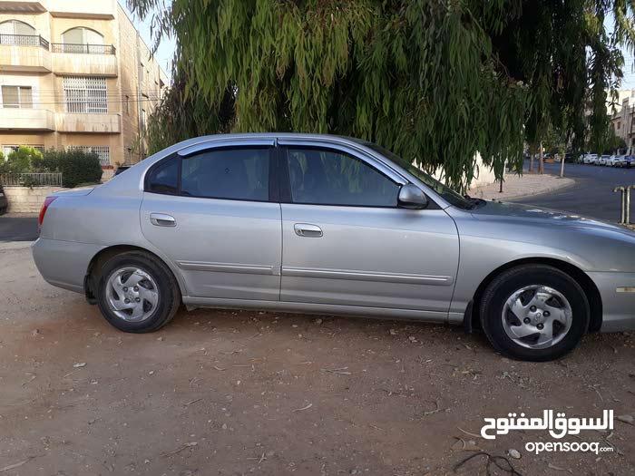 Gasoline Fuel/Power   Hyundai Avante 2006