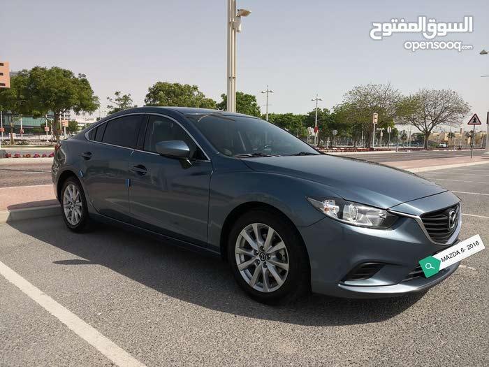 Mazda 6 2016 for sale in Doha