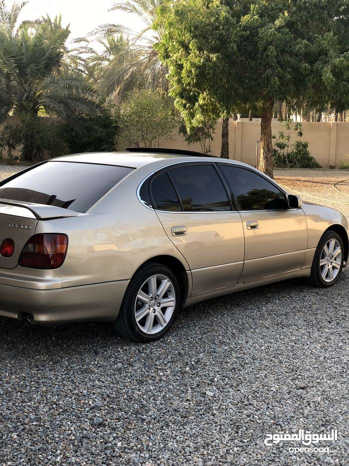 km Lexus GS 1999 for sale