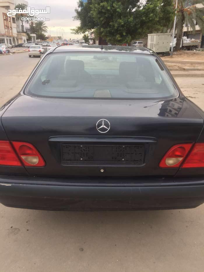km mileage Mercedes Benz E 230 for sale