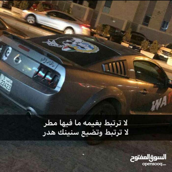 Ford Mustang 2008 For sale - Grey color