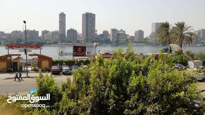 شقه فندقية للايجار على النيل مباشرة