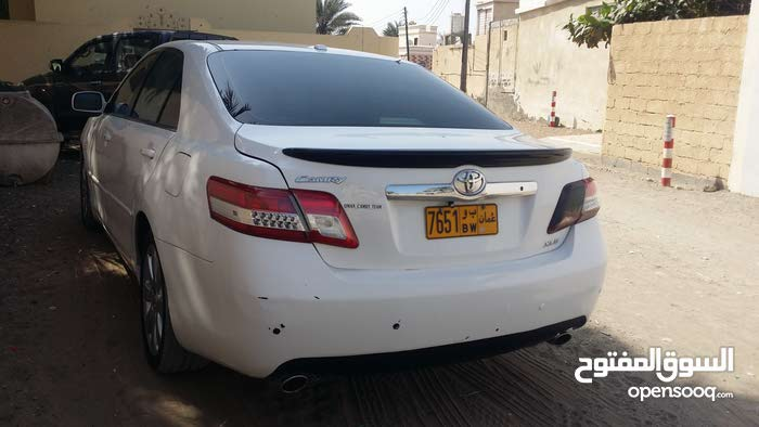 0 km Toyota Camry 2011 for sale