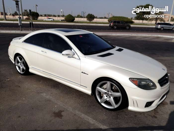 CL63 AMG designo in perfect condition