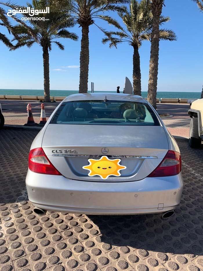 مرسيدس CLS 350 موديل 2005  أعلى فئة - جميع الكماليات