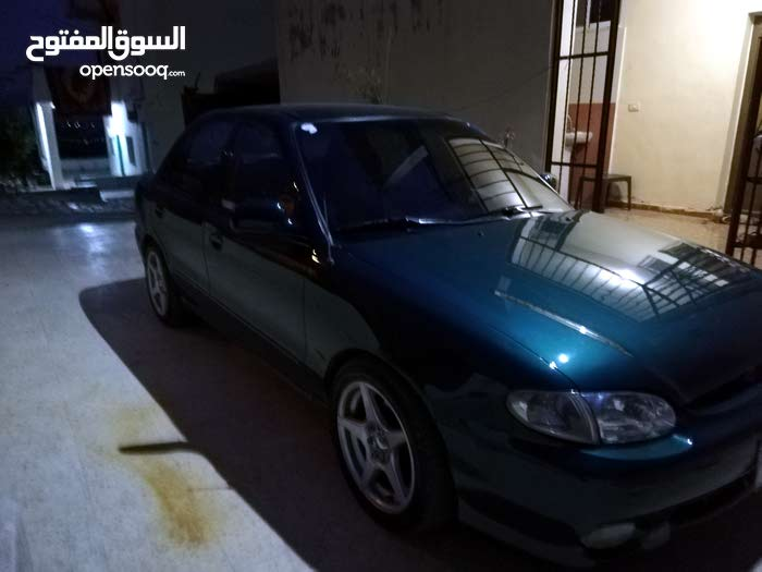 1997 Used Accent with Manual transmission is available for sale