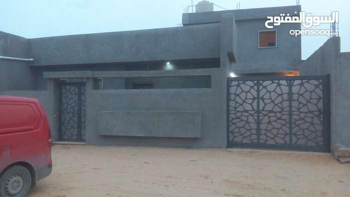 منزل للبيع تاجوراء سيدي خليفه مزارع اللوز