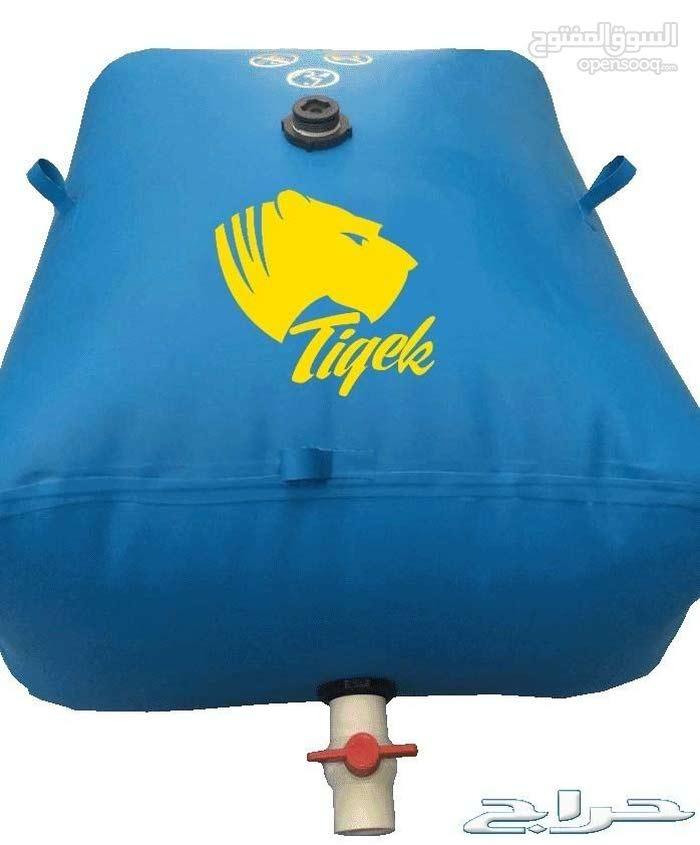 خزان مياه قابل للطي بسعة 500 لتر من مادة TPU