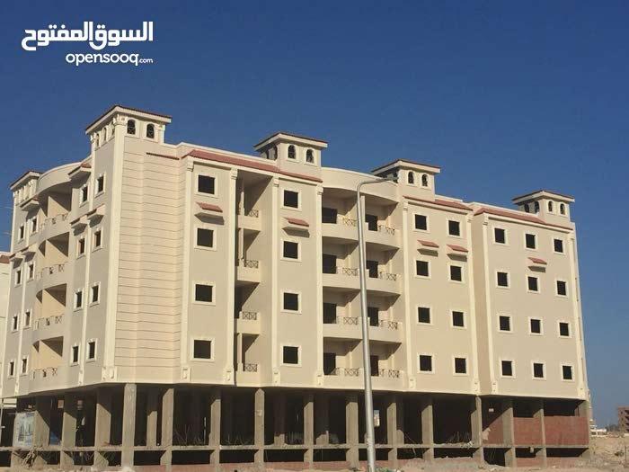 Fourth Floor apartment for sale - El Sakalha square