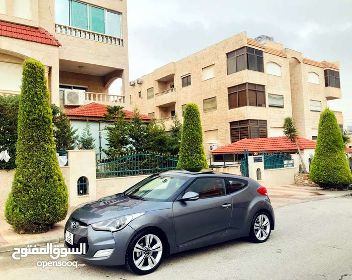 Hyundai Veloster car for sale 2013 in Amman city