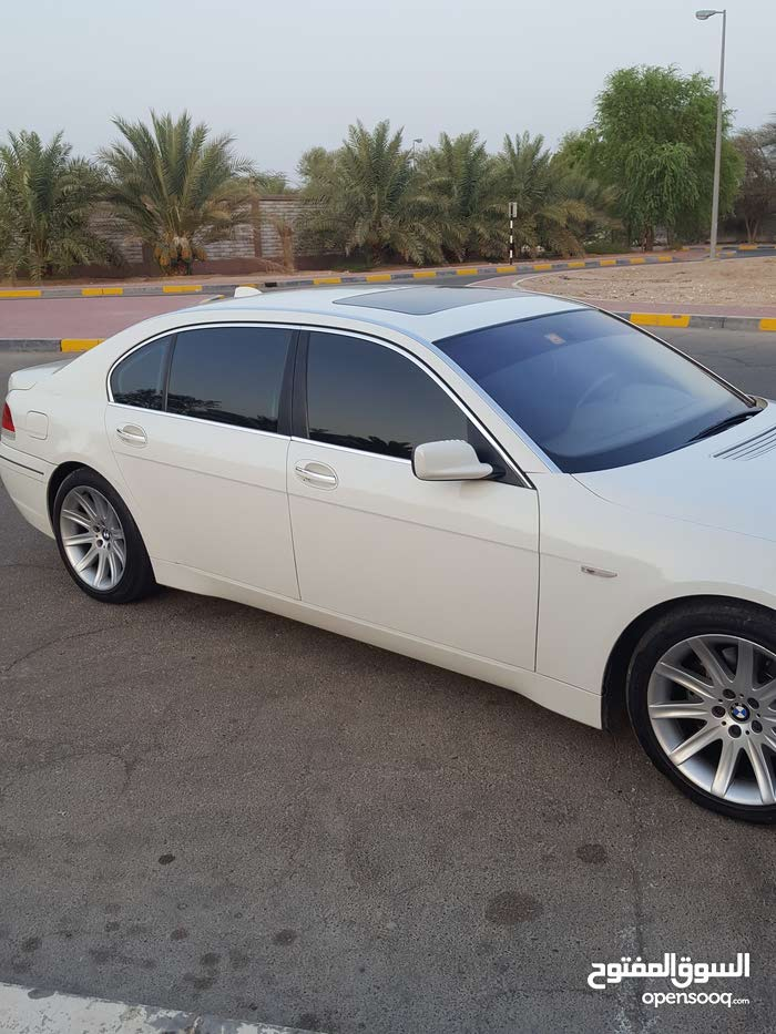 2004 BMW 745 for sale in Al Ain