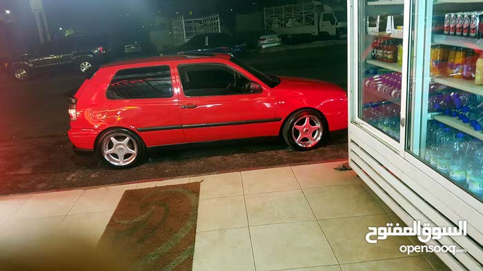 For sale 1993 Red Golf