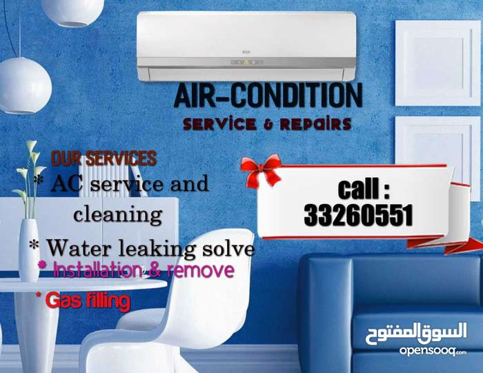 Air-condition repairs and service
