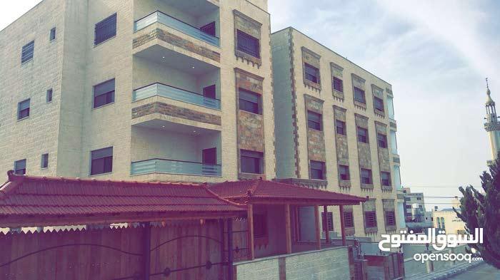 شقة سوبر ديلوكس للبيع بأجمل مواقع مرج الحمام خلف أسواق السلطان