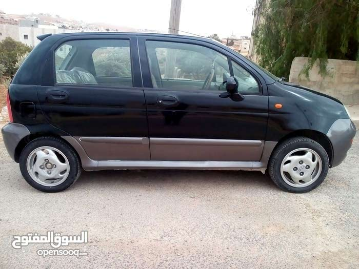 1 - 9,999 km Chery QQ 2006 for sale