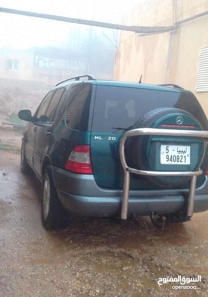 Mercedes Benz ML car for sale 2015 in Asbi'a city