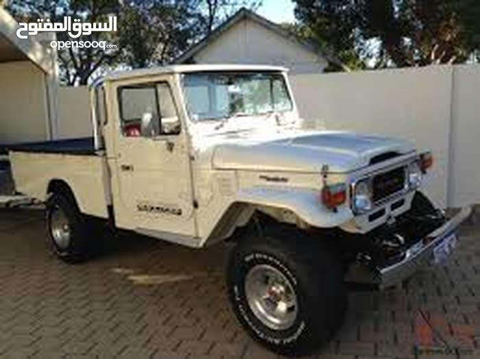 For sale Land Cruiser 1984