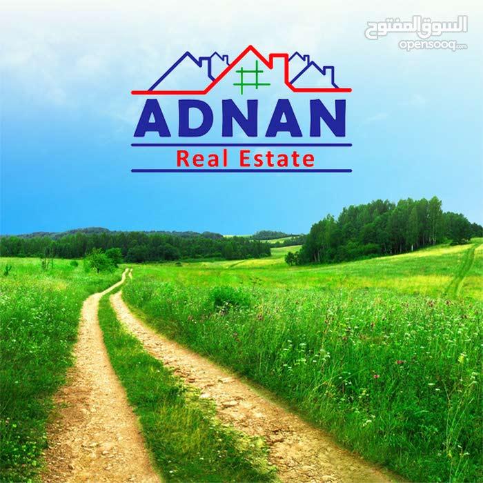 ارض للبيع في دابوق سكن اخضر قرب ضاحيه الفردوس