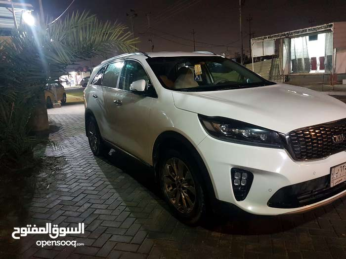 Kia Sorento car for sale 2018 in Basra city