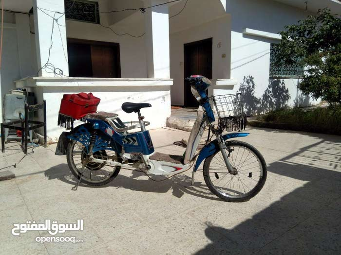 Used Other motorbike up for sale in Irbid - (108797371