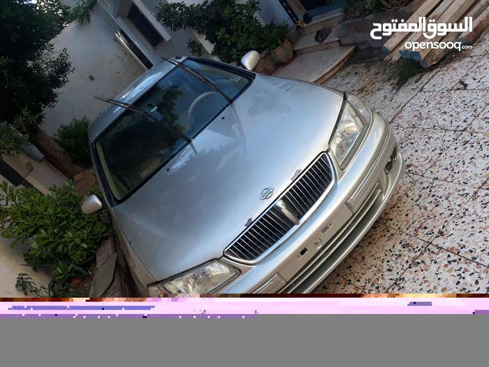 Automatic Gold Nissan 2003 for sale
