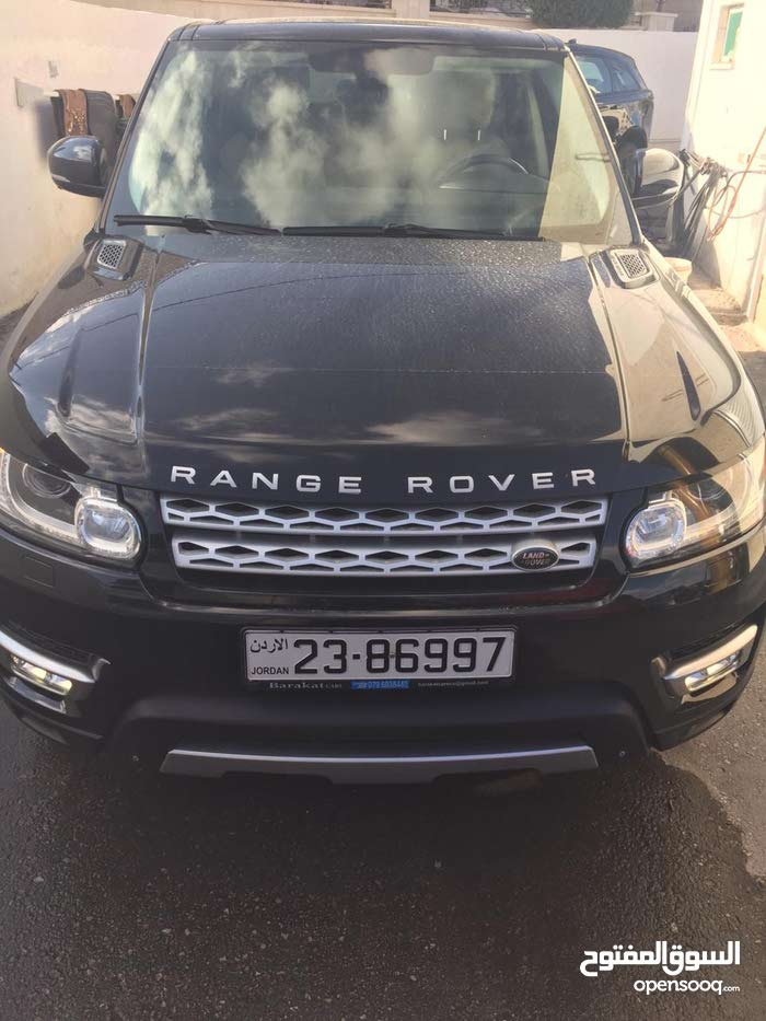 Used condition Land Rover Range Rover 2014 with 80,000 - 89,999 km mileage